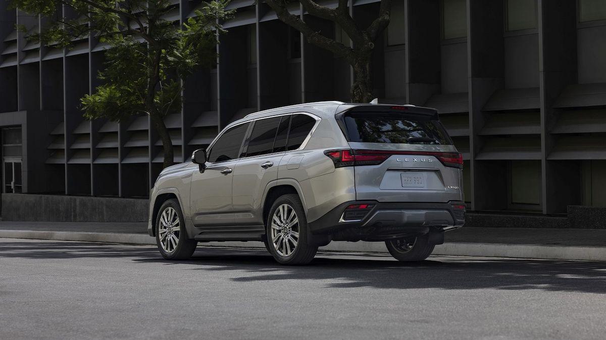 Lexus LX Ultra Luxury