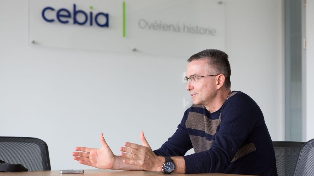 O tom, co všechno lze dnes o autech zjistit a odkud se berou data, hovořil Martin Pajer, ředitel společnosti Cebia