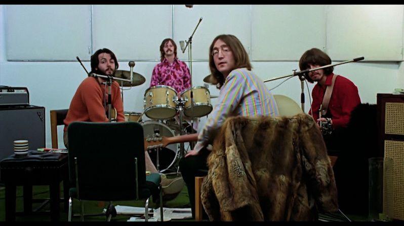 Upoutávka na film The Beatles: Get Back