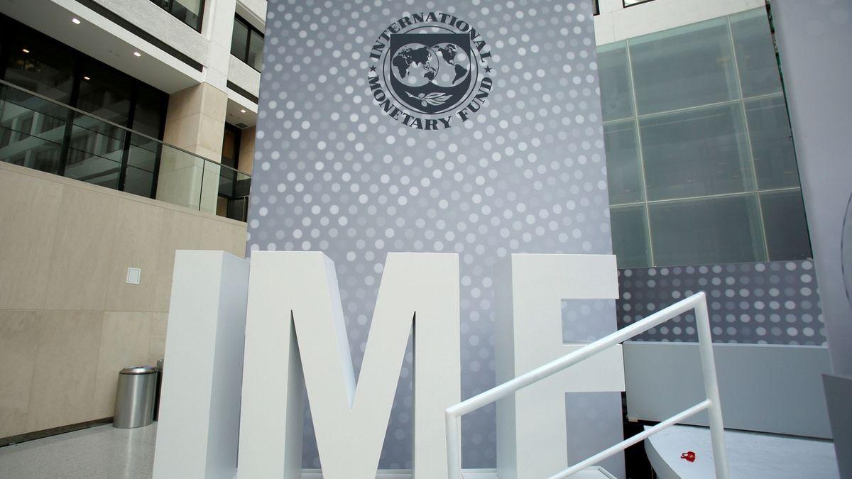 Logo Mezinárodního měnového fondu