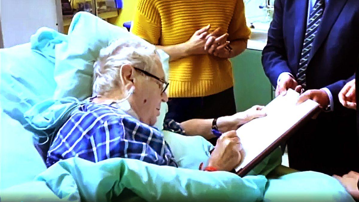 Miloš Zeman na audiovizuálním záznamu
