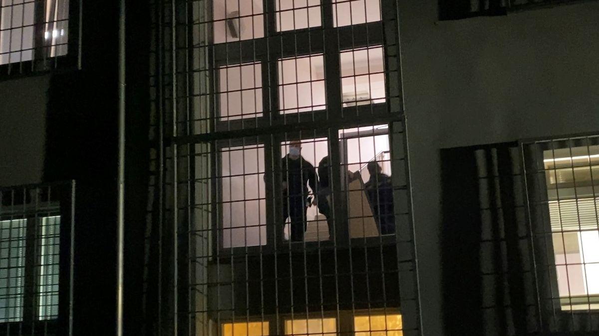 Žalobkyně poslala kvůli vzpouře k soudu dva vězně z Bělušic