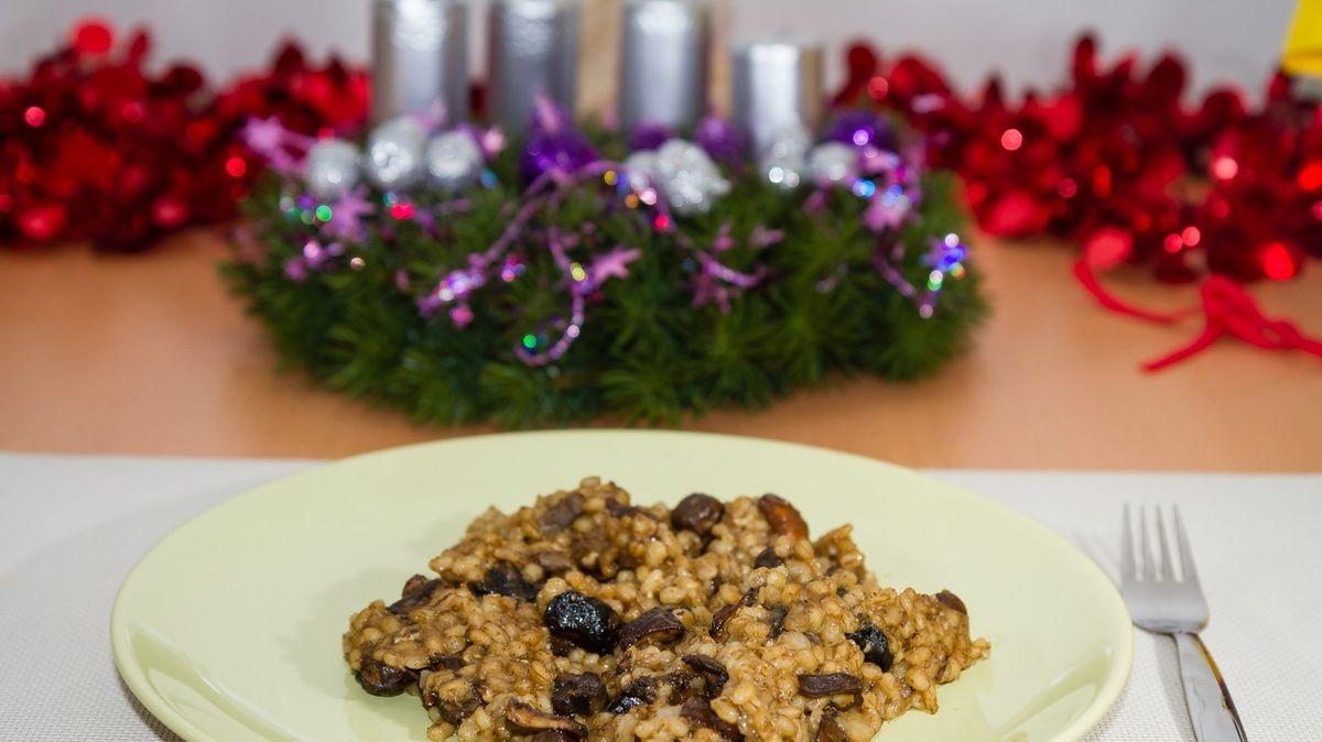 Houbový kuba: Staročeská pochoutka obohatí vánoční menu o tradici i živiny