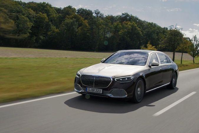 Mercedes-Maybach představuje vrchol třídy S