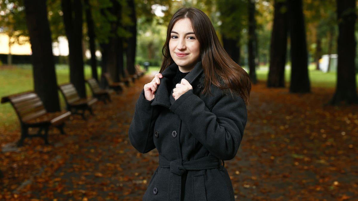 Češka, která dostala příležitost starat se o instagram Alžběty II.