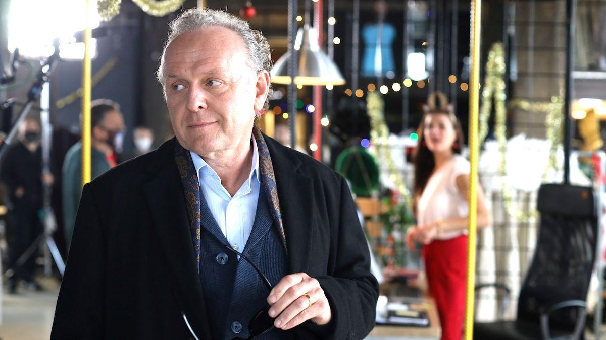 Herec Jaroslav Dušek: Pro mě jsou Vánoce ticho, přemýšlení a slunovrat