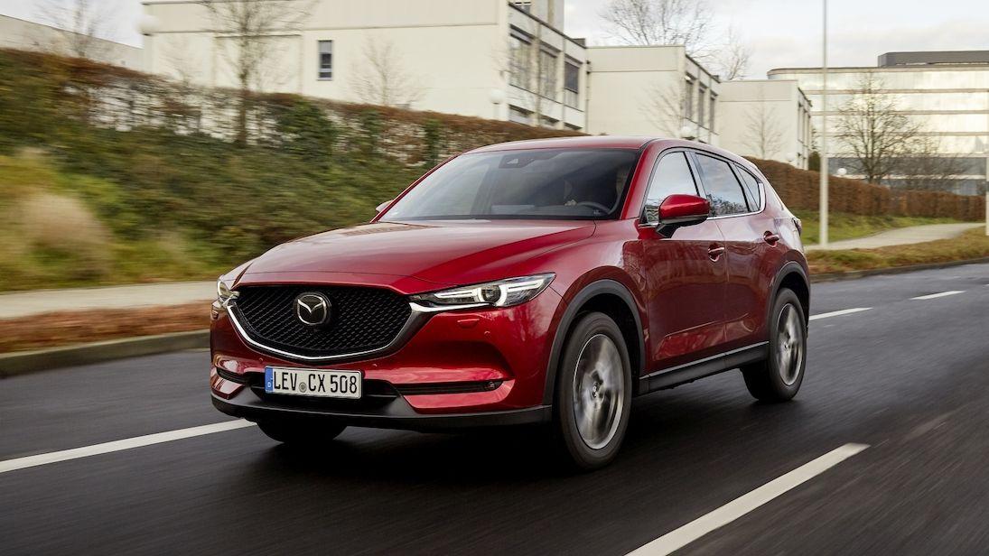 Mazda CX-5 prošla drobnou modernizací, velký motor zůstal
