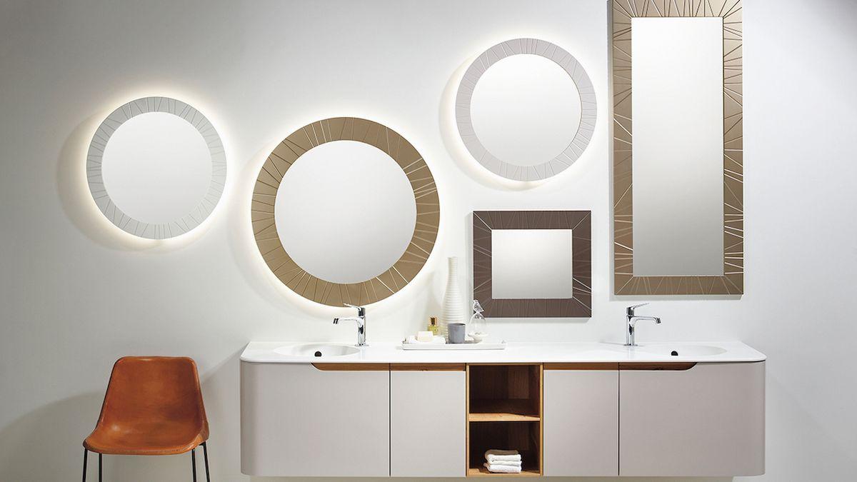 V koupelně oceníte chytrá zrcadla