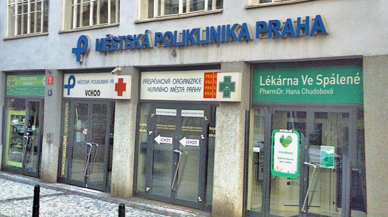 Praha buduje očkovací centrum ve Spálené ulici