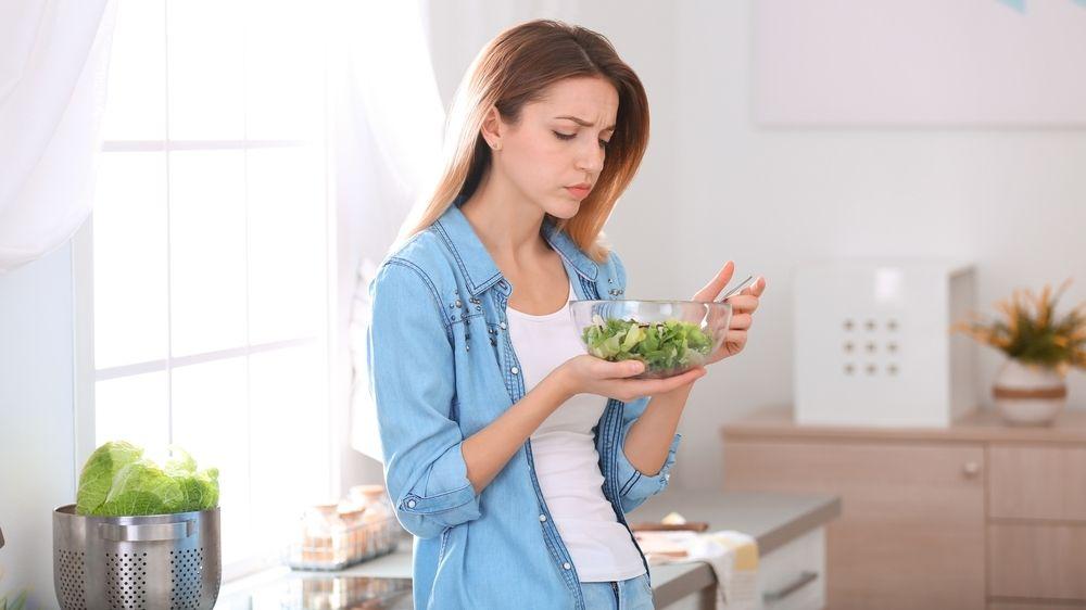 Pět častých omylů žen při sestavování jídelníčku