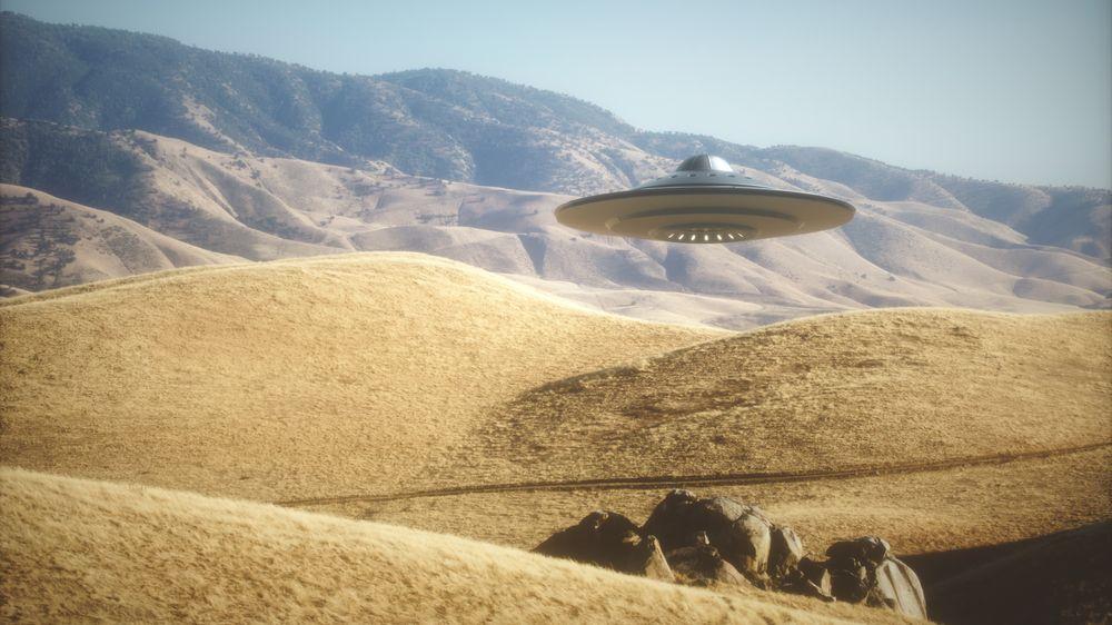 UFO a Oblast 51: Skrývá záhadná zóna tajemství původu mimozemšťanů?