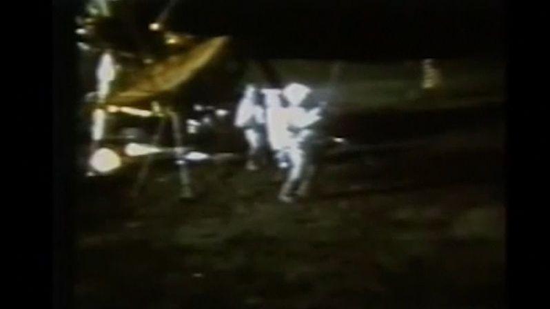 Před 50 lety přistála mise Apollo 14 na Měsíci. Astronaut Shepard si tam zahrál golf