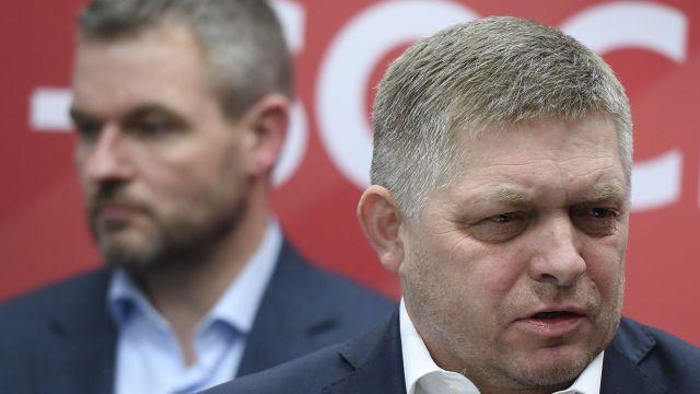 Fico vyzval Pellegriniho ke spojení, očekává předčasné volby
