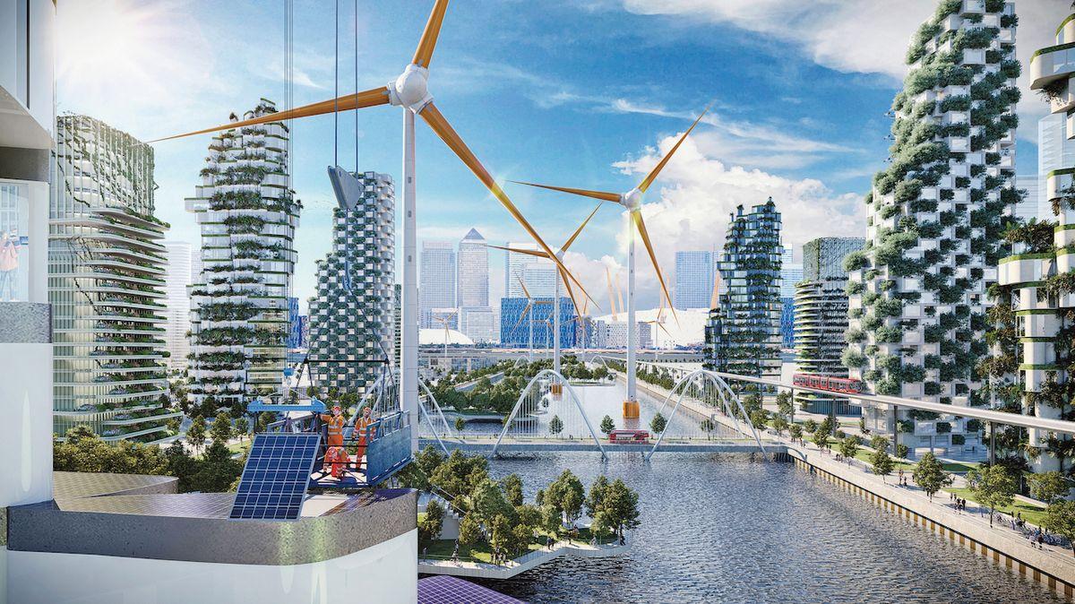 Chytrá města: sci-fi bude realitou