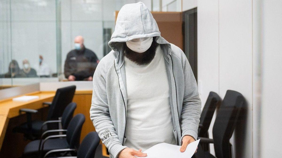 Klíčový muž Islámského státu v Německu dostal 10,5 roku