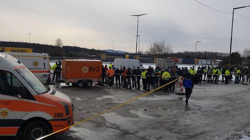 Merkelová: Německo nebude od řidičů kamionů požadovat testy na koronavirus