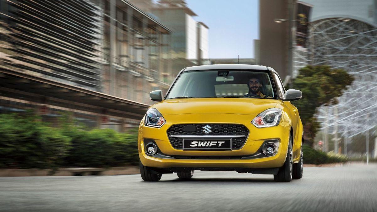 Nové Suzuki Swift má dorazit za rok
