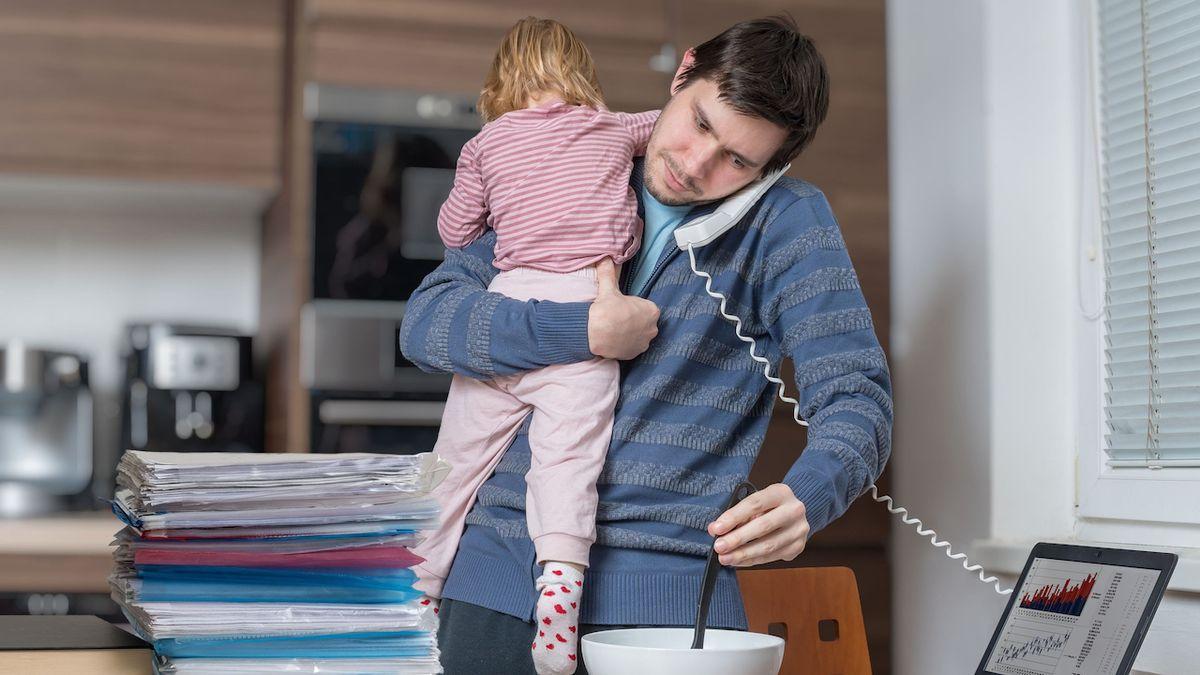 Jak sladit život a práci z domova