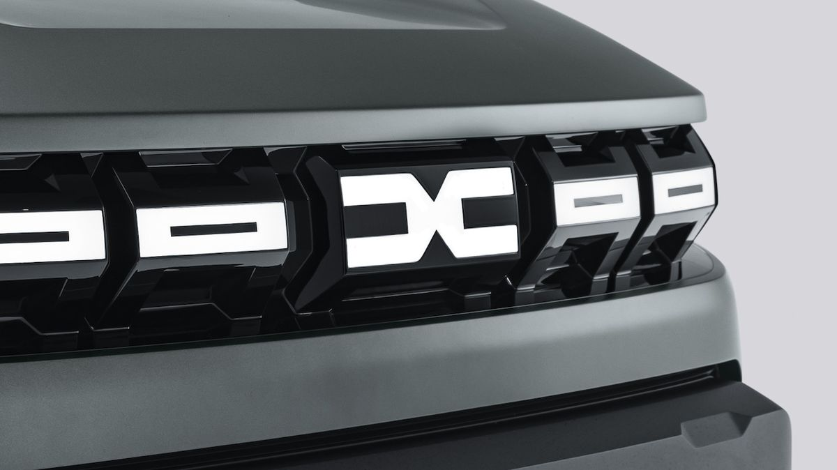 Nové logo Dacia použije už příští rok, neznalí mohou tápat
