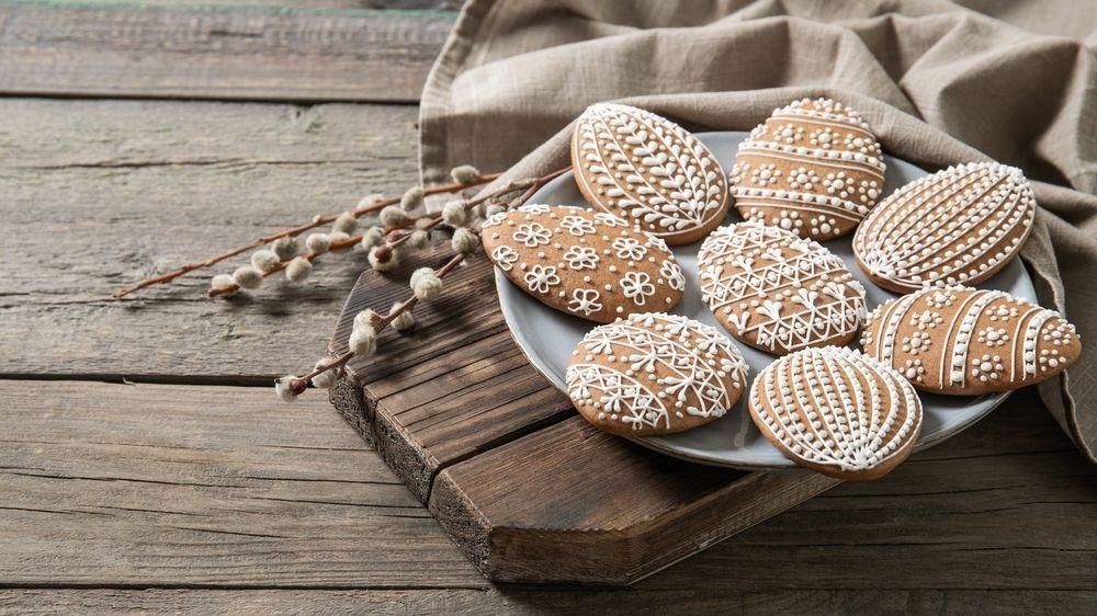 Velikonoční perníčky: recepty na hned měkké, bílkovou polevu a zdobení