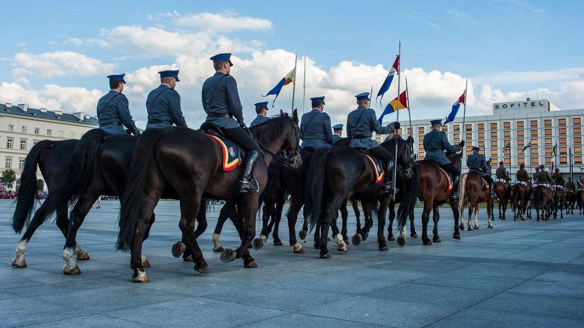 Polsko plánuje penze pro psy a koně ve státních službách