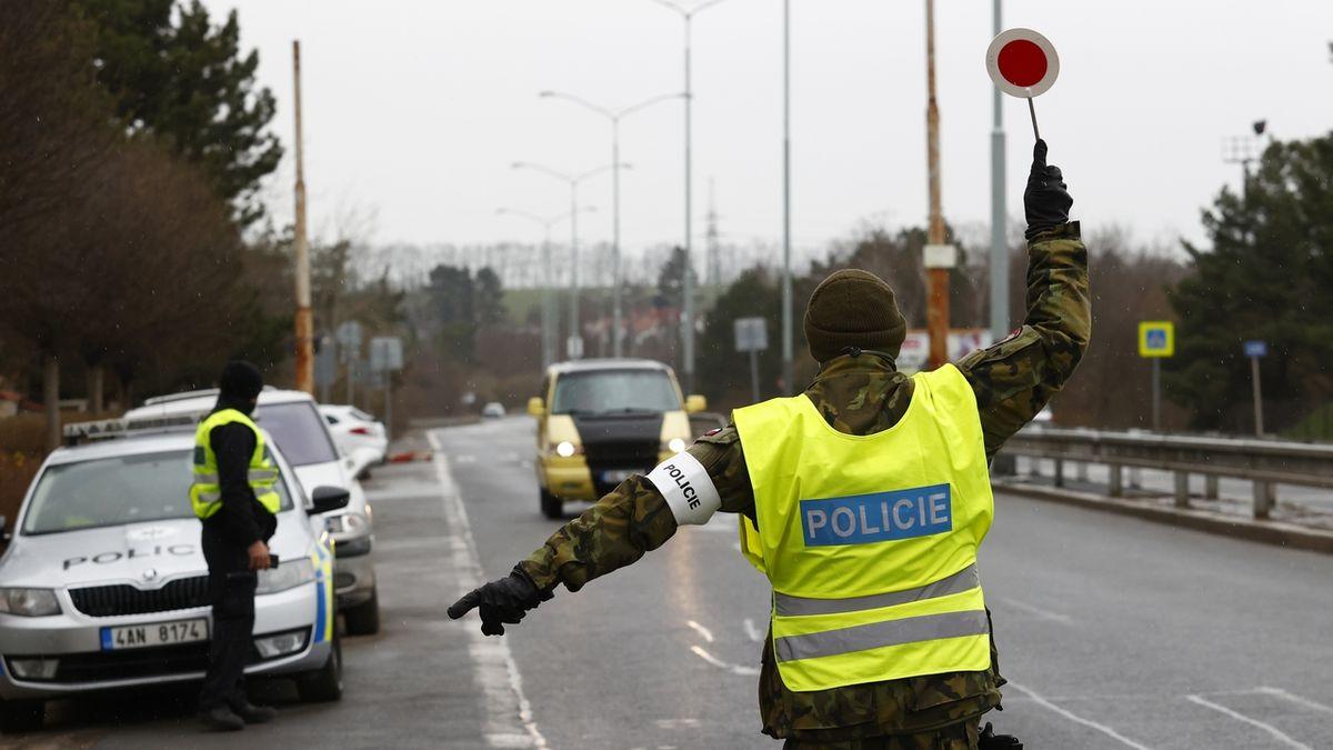 Policie: Byly to klidné Velikonoce