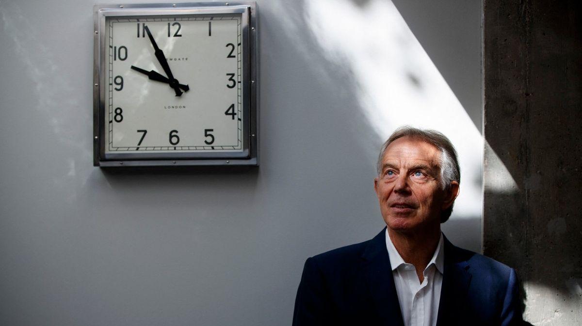 Tony Blair: Nebavilo mě být premiérem