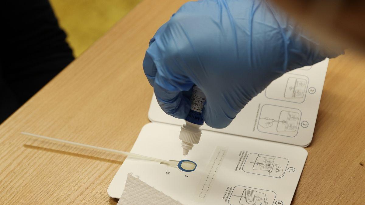 Chybovost antigenních testů je až nečekaně malá