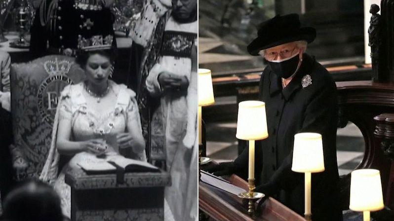 Alžběta II. slaví 95. narozeniny bez Charlese, Williama i Harryho