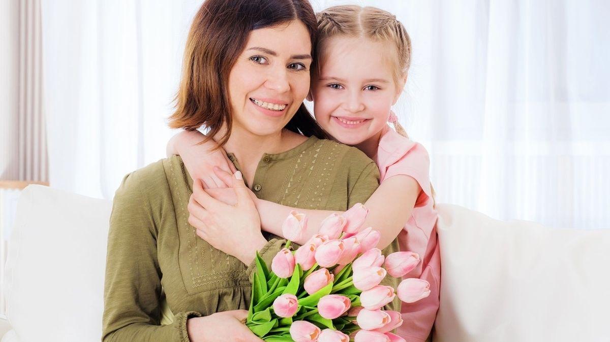 Čím potěšit maminky k jejich svátku