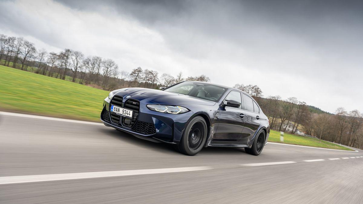 První jízda s novým BMW M3: Civilizovanější neznamená nudnější