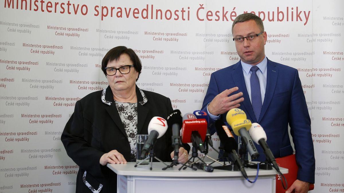 Benešová podá kvůli Vrběticím kárnou žalobu na Pavla Zemana