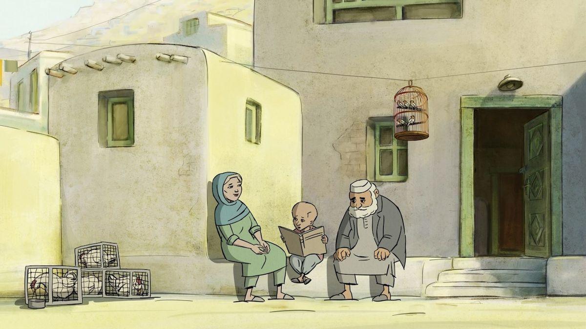 Snímek režisérky Pavlátové získal cenu na festivalu animovaných filmů v Annecy