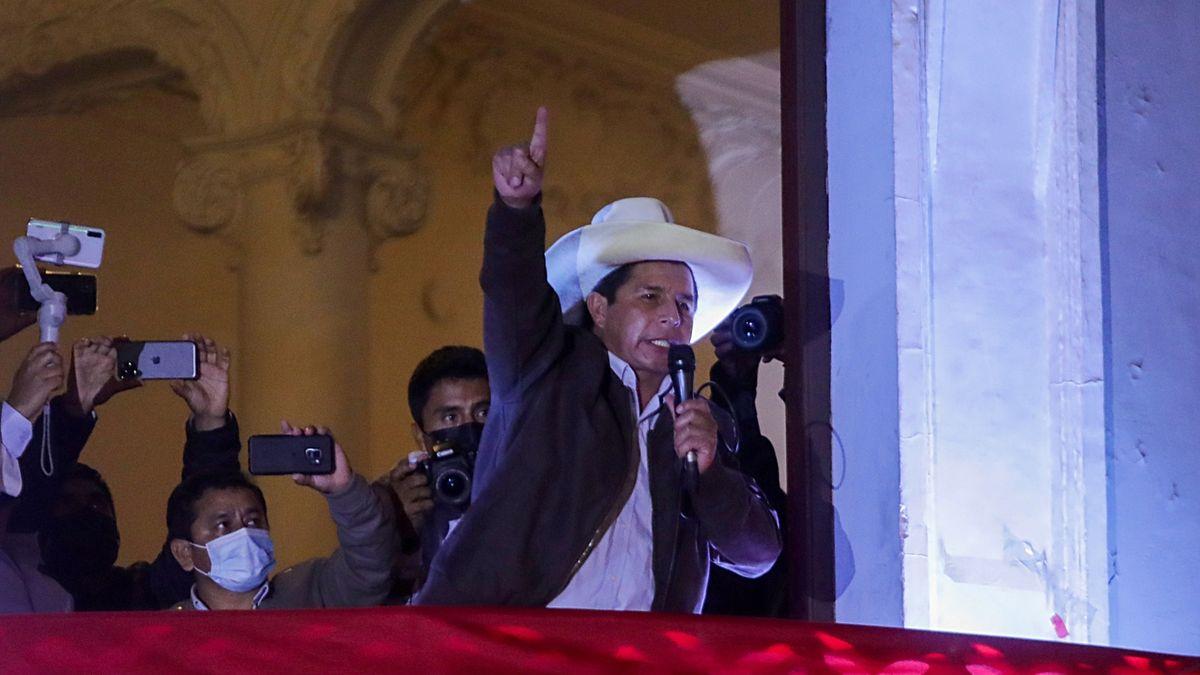 Volby v Peru: Těsně vyhrál Castillo, čeká se odpor Fujimoriové