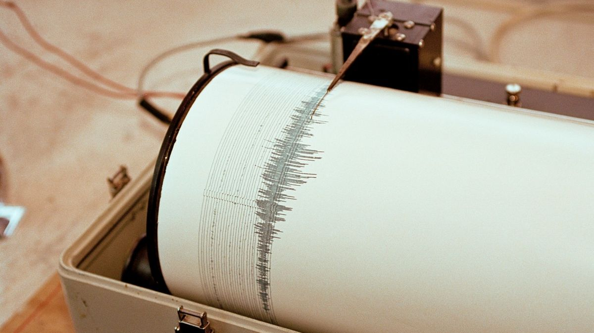 Chorvatský Šibenik zasáhlo zemětřesení