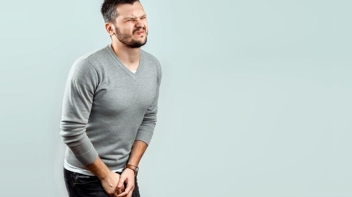 Úrazy při milování by muži měli řešit hned