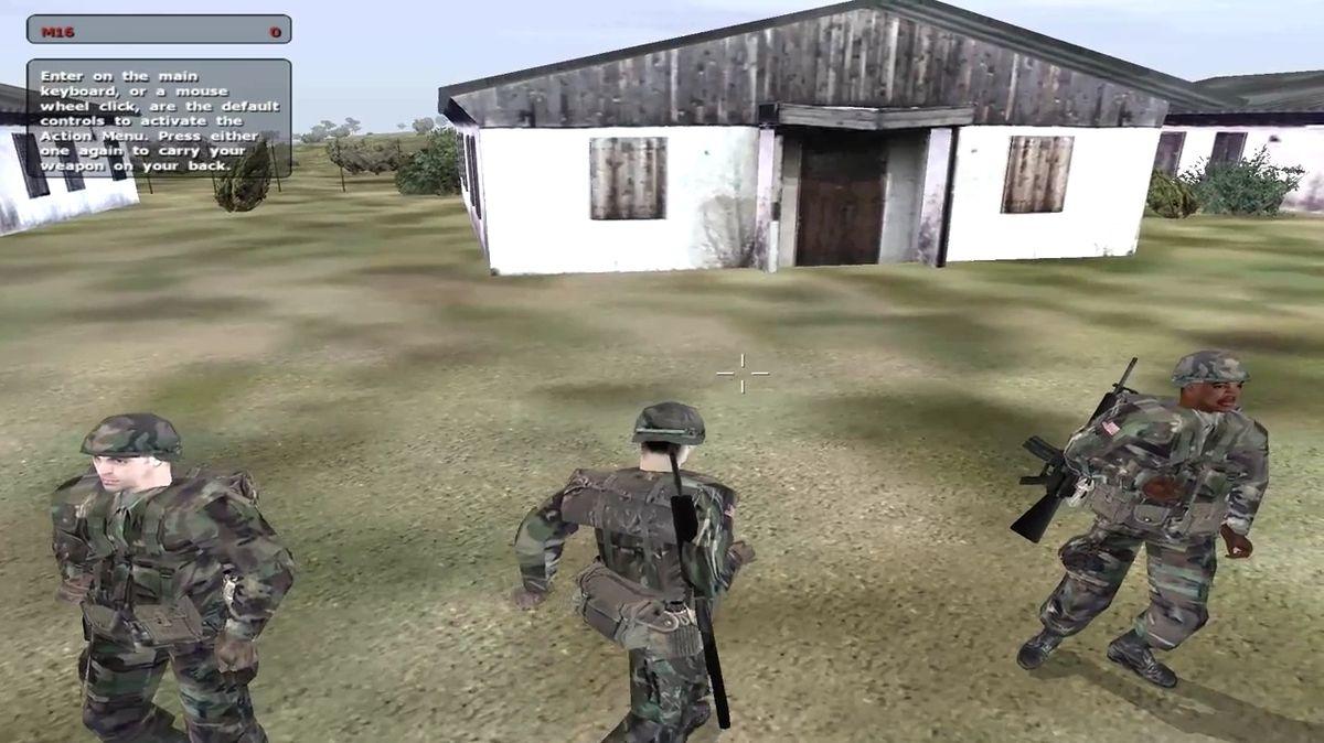 Česká počítačová hra Operation Flashpoint uspěla po celém světě