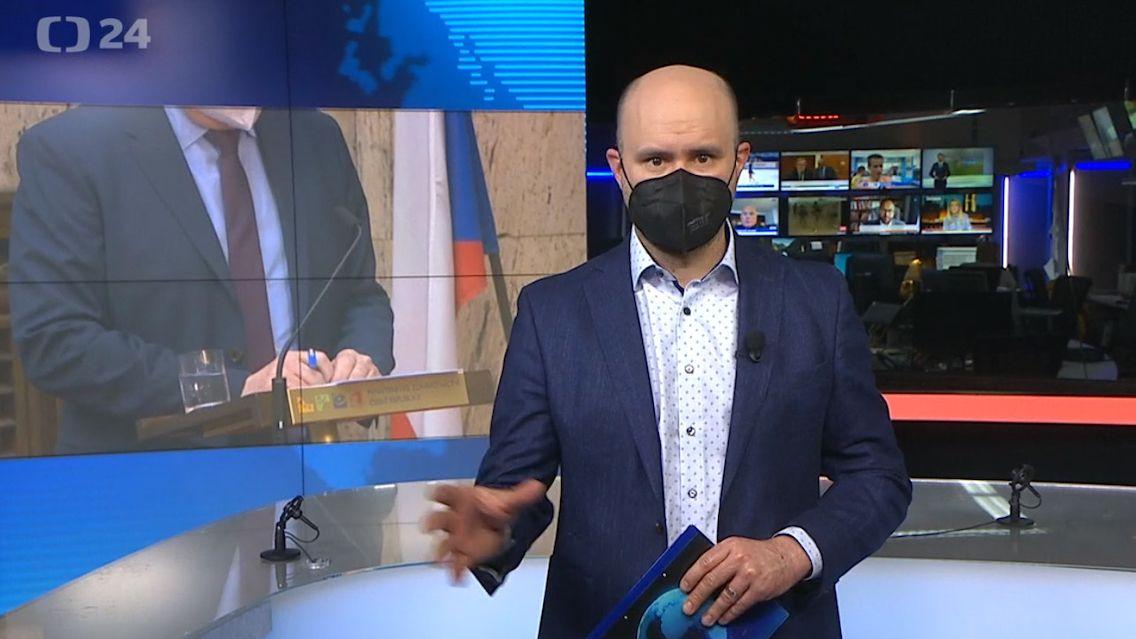 Pořad Newsroom na ČT dostal přes prsty od vysílací rady