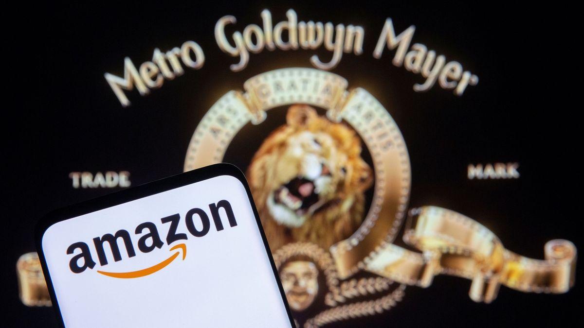 Amazon koupí studio Metro-Goldwyn-Mayer za 176 miliard