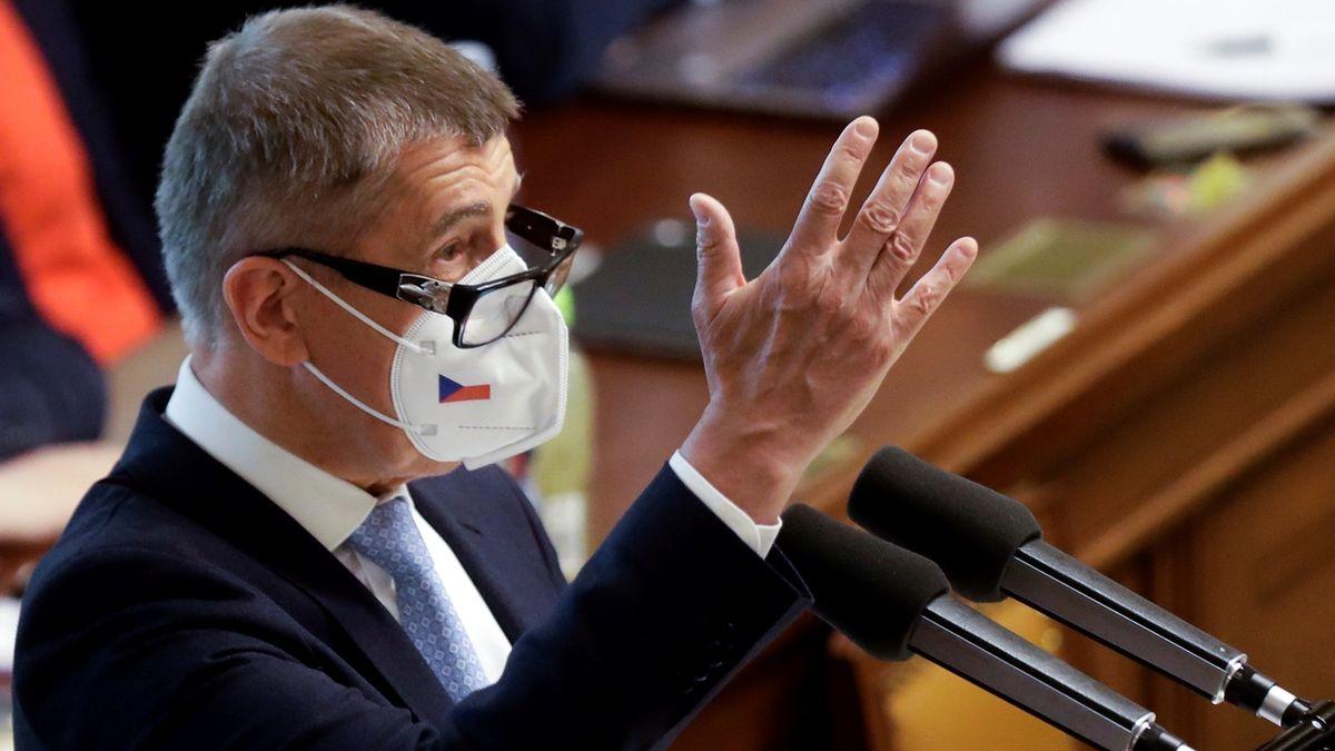 Babiš: Tak brutální opozici v pandemii nikde nemají