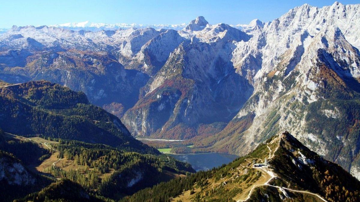 Čech vyrazil v teniskách do Alp a uvázl na skále, strávil na ní dvě noci