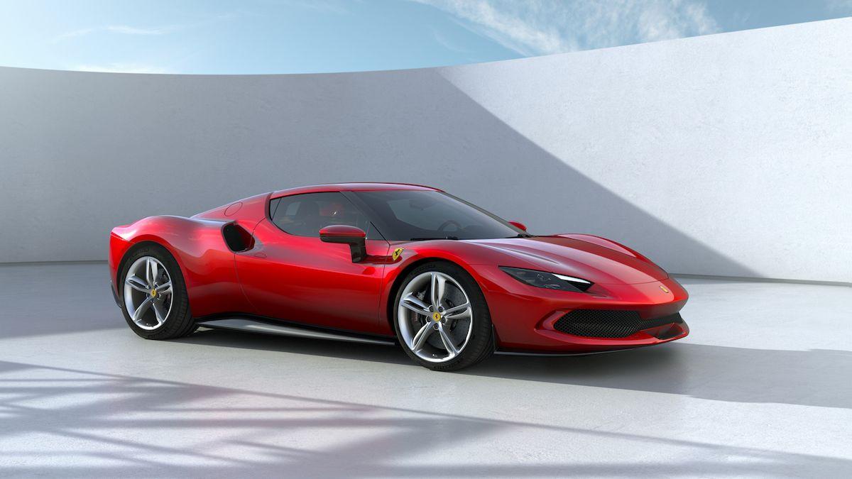 S novým 296 GTB se Ferrari vrací k šestiválcům