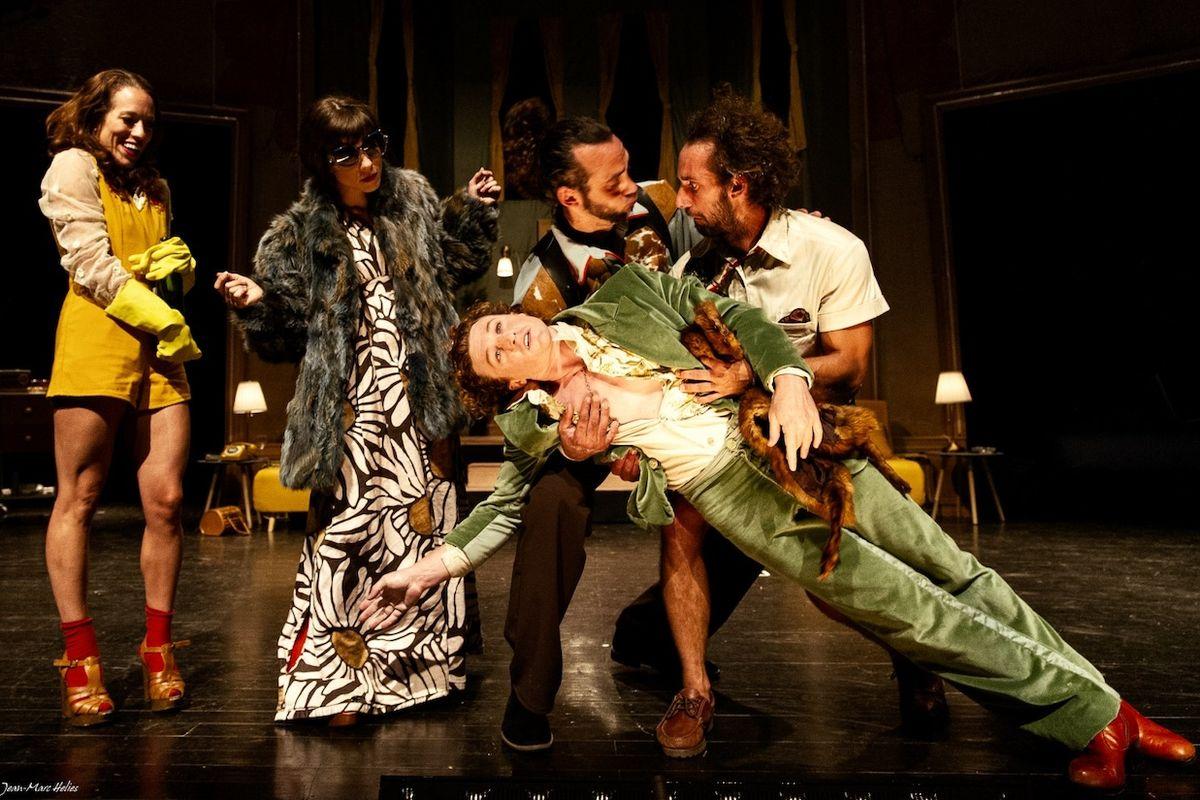 Na Letní Letnou se letos vrací francouzský soubor Cirque Le Roux.