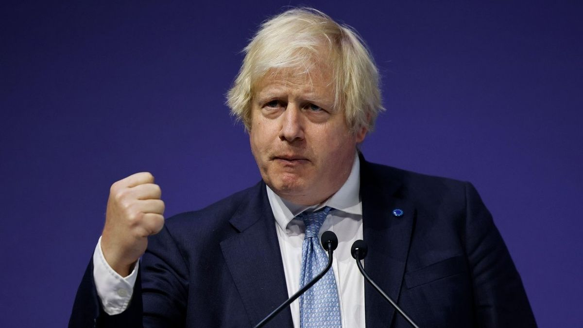 Johnsonova popularita se hluboce propadla, berou ho jen tři procenta spolustraníků