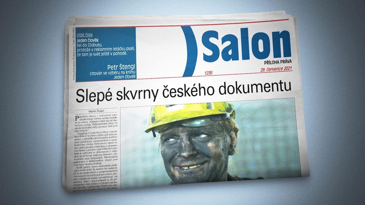 Vychází nový Salon: Jak je na tom český dokumentární film?