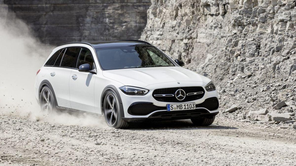 Mercedes-Benz třídy C přijíždí ve verzi All-Terrain