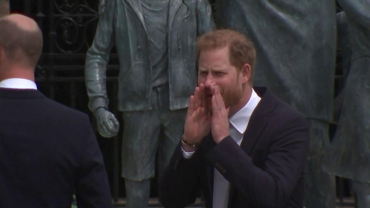 Britský princ Harry chystá paměti, bude vzpomínat na Megxit