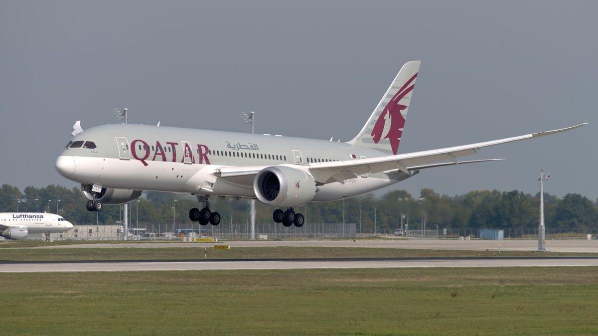 Nejlepší leteckou společností je Qatar Airways