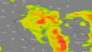 Česku hrozí odpoledne a večer bouřky, příští týden budou úmorná vedra