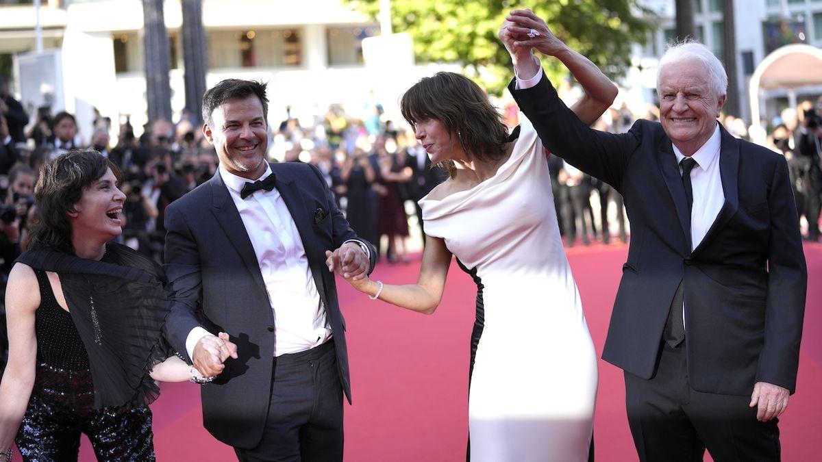 Sophie Marceauová září v Cannes v novém filmu